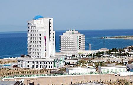 Летний отдых в странах СНГ: Туркмения